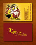 Kape Maldita Business Card