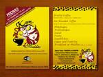 Kape Maldita Promotional Flyer
