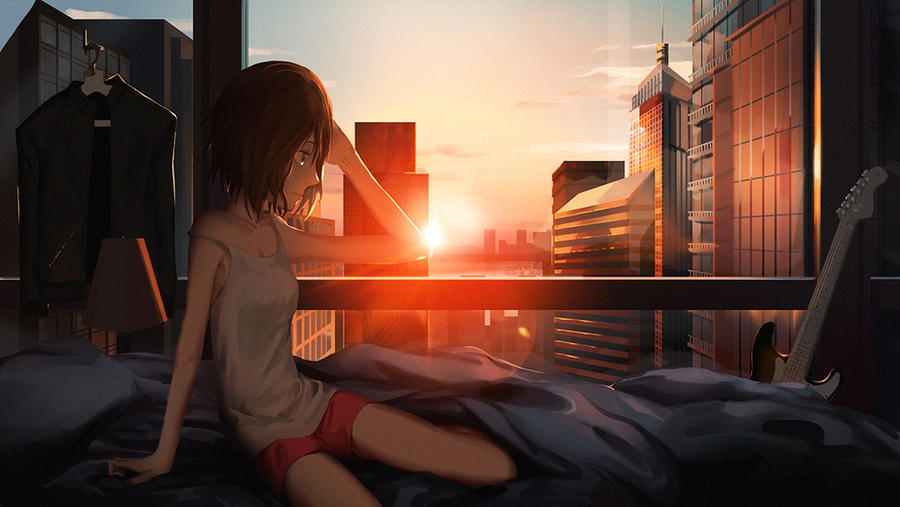 wake up by kahmurio