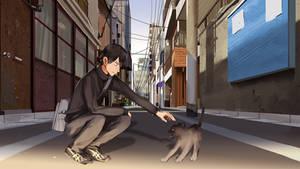 after school: kageyama