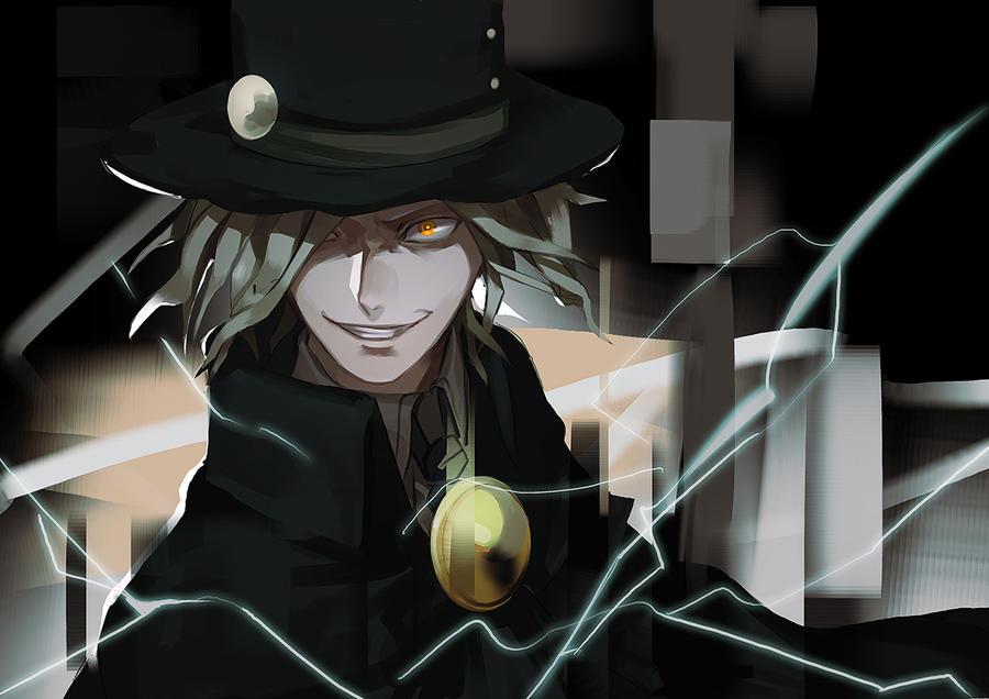 Fate / Edmund Dantes by kahmurio