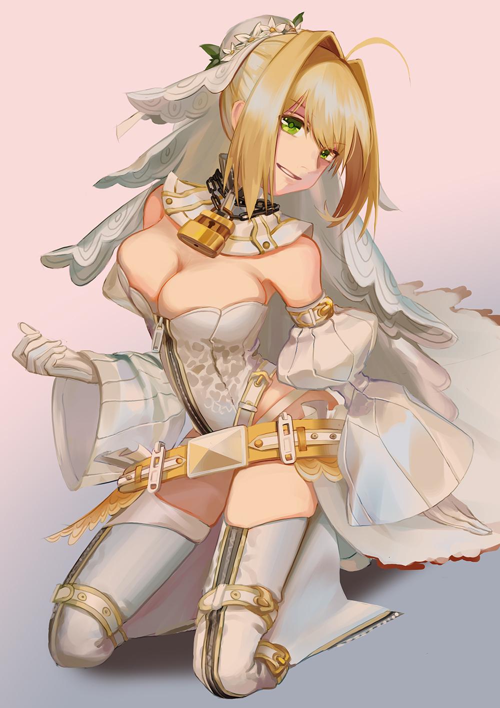 Nero Bride by kahmurio
