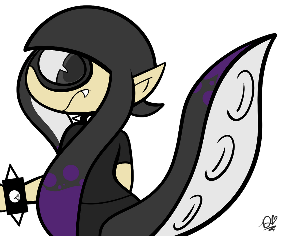 Tentacle Tail Pls ? by DuckyDeathly