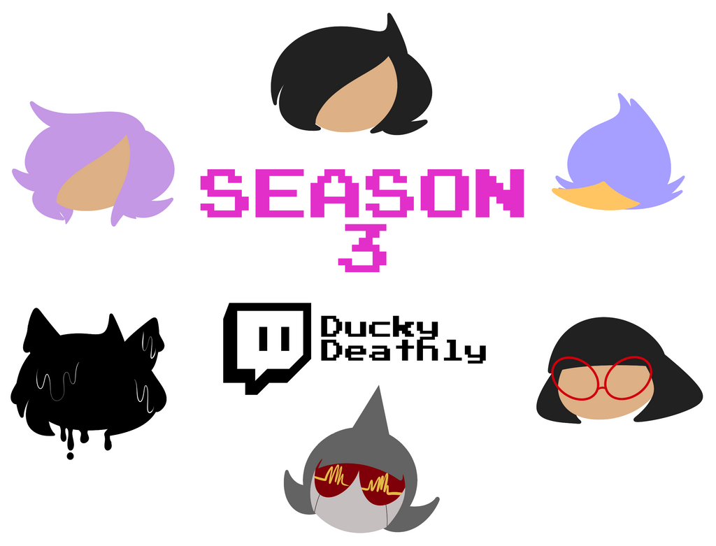 Season 3 by DuckyDeathly