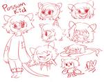 Possum Kid by DuckyDeathly