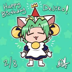 Happy Birthday Dejiko