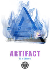 ARTIFACT fanmade poster 04 by g-ivy-ar
