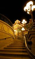 Train Station Stairway