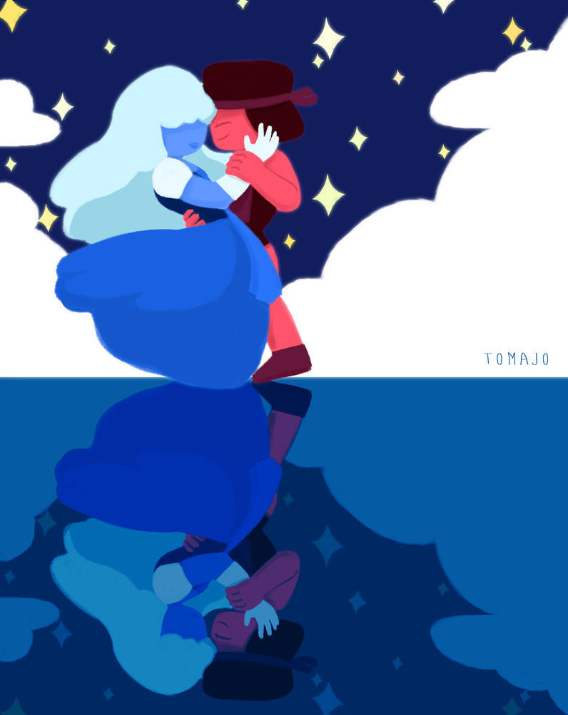 Ruby And Sapphire