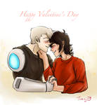 Happy valentine for Sheith