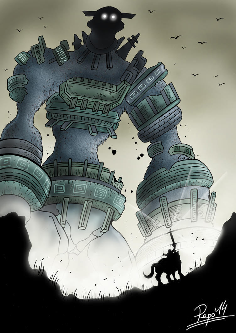Shadow of the colossus by Pepowned