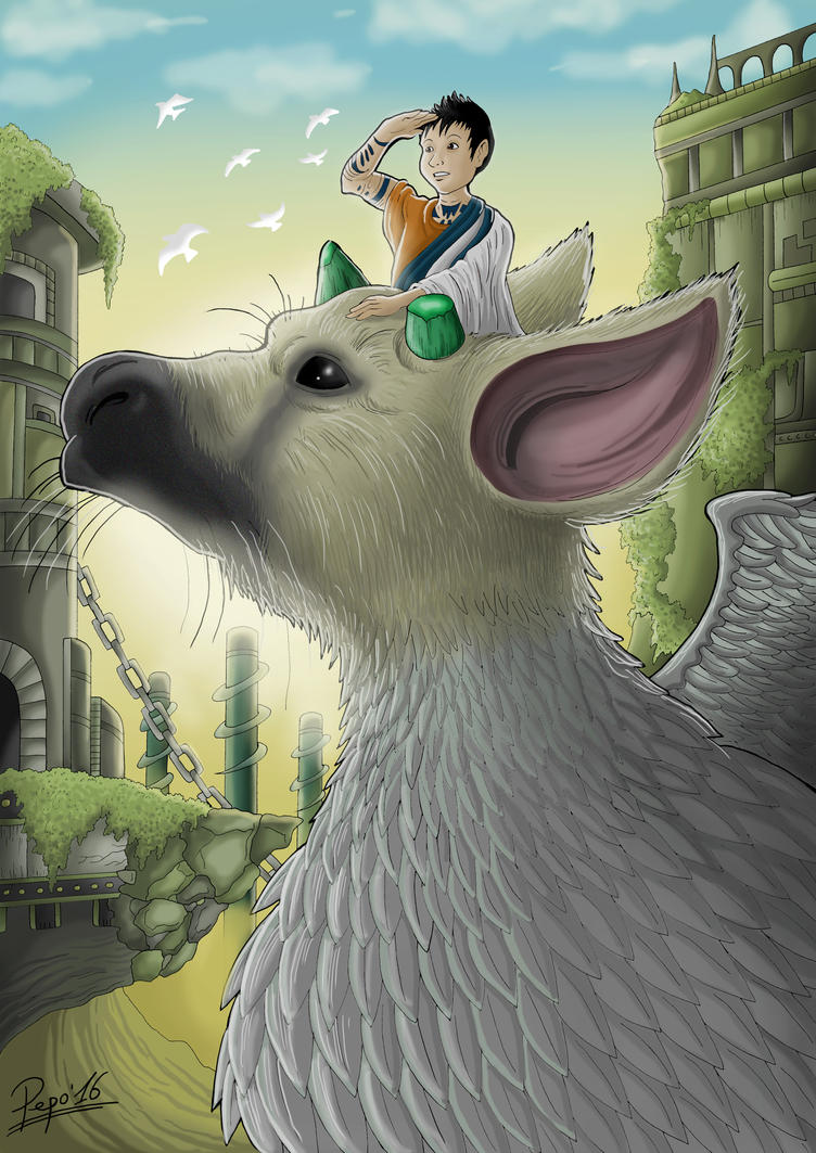 The Last Guardian 2 by Pepowned