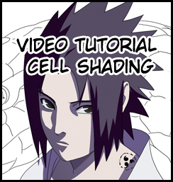 Cell Shading tutorial by ziajaSnk