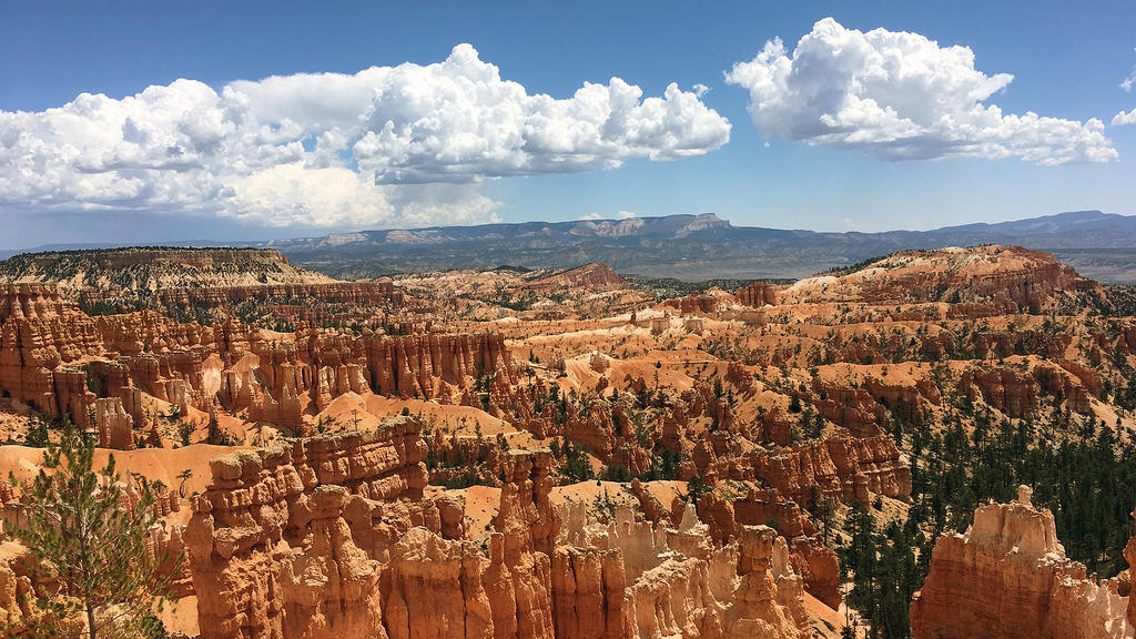 Land of Hoodoos by Novacron