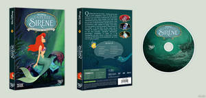 La petite Sirene - DVD Disney