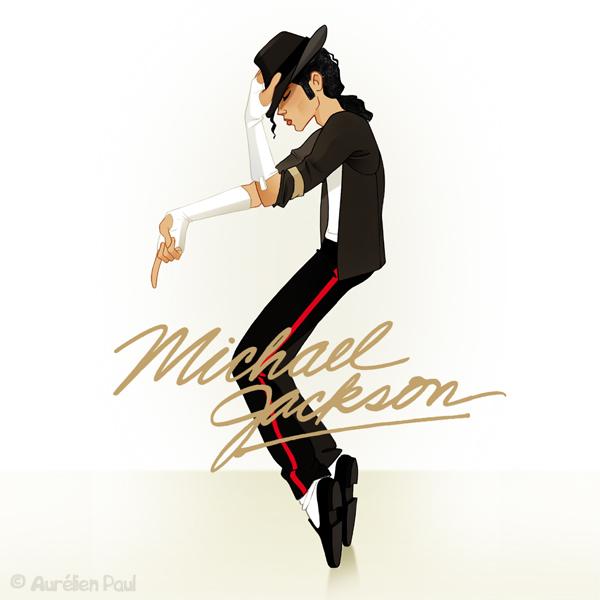 Michael Jackson by titeufffff