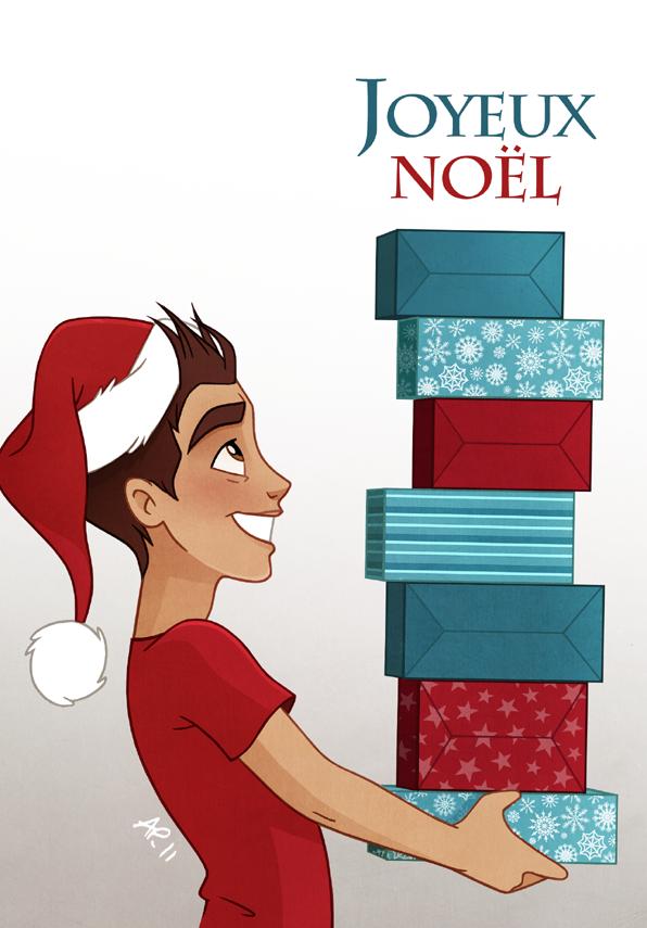 Joyeux Noel by titeufffff