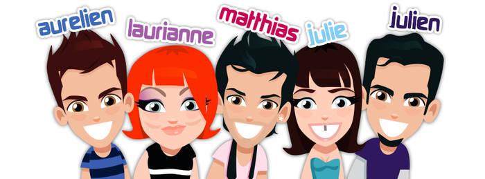 Friends team