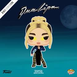 Concept - Funko Pop Dua Lipa