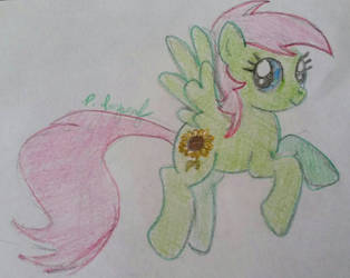Flower Shine (Request) by PerfectlyImperf
