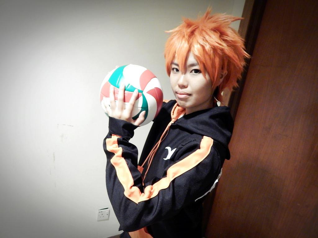 Haikyuu!! Hinata Shoyou-01 by pandagirl7084