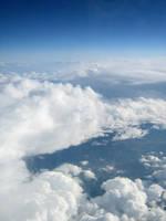 Above the World 3 by wyldangel-stock