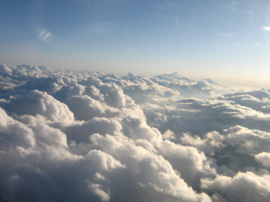 Above the World 6 by wyldangel-stock
