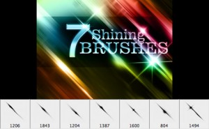 Shining Sword Brushes by DonnaCuzzard