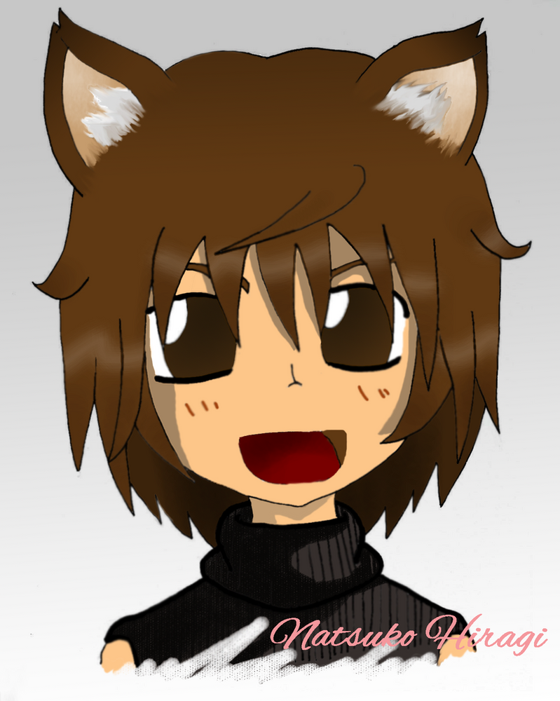 Natsuko for my Husbando by Kitty-0f-D00m