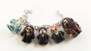 Harry Potter Custom Bracelet by naga-kkw87