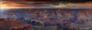 Grand Canyon by samuelbitton