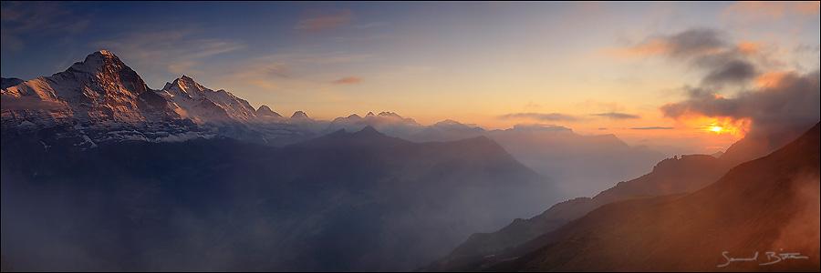 Eiger by samuelbitton