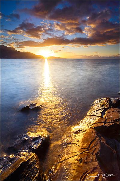 Lake Geneva - Gonelles by samuelbitton