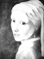 Girl with a Pearl Earring by azm18