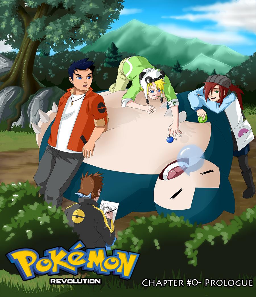 Pokemon Revolution (Prologue Cover)