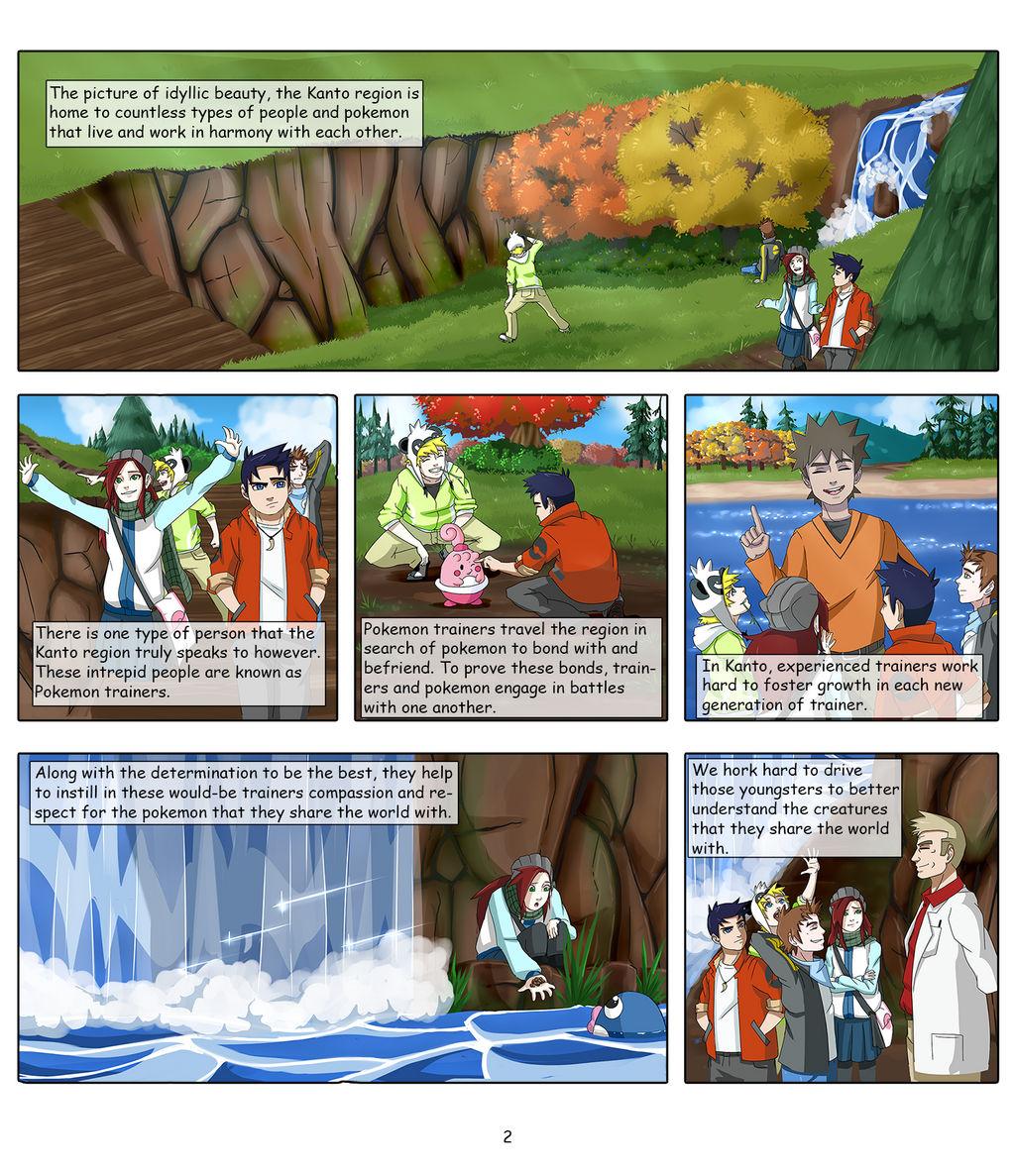 Pokemon Revolution (Prologue PG 2)