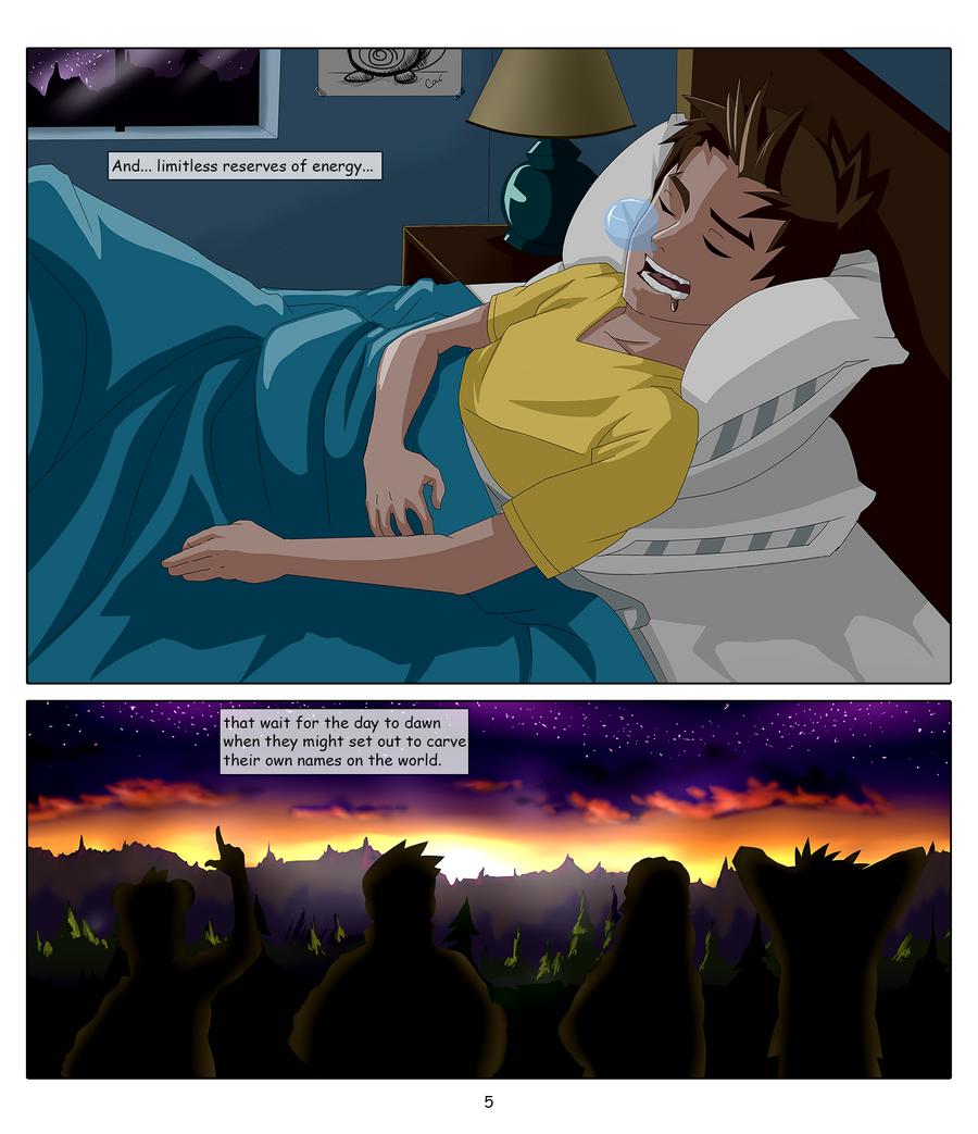 Pokemon Revolution (Prologue PG 5)