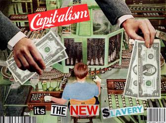 Capitalism PSA by kidswithscissors