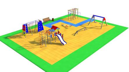 Playground by piotr-nowicki