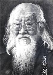 Lu Zijian by alvarosm
