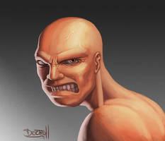 brutal bald