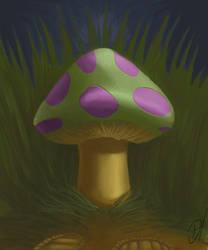 Teemo Mushroom