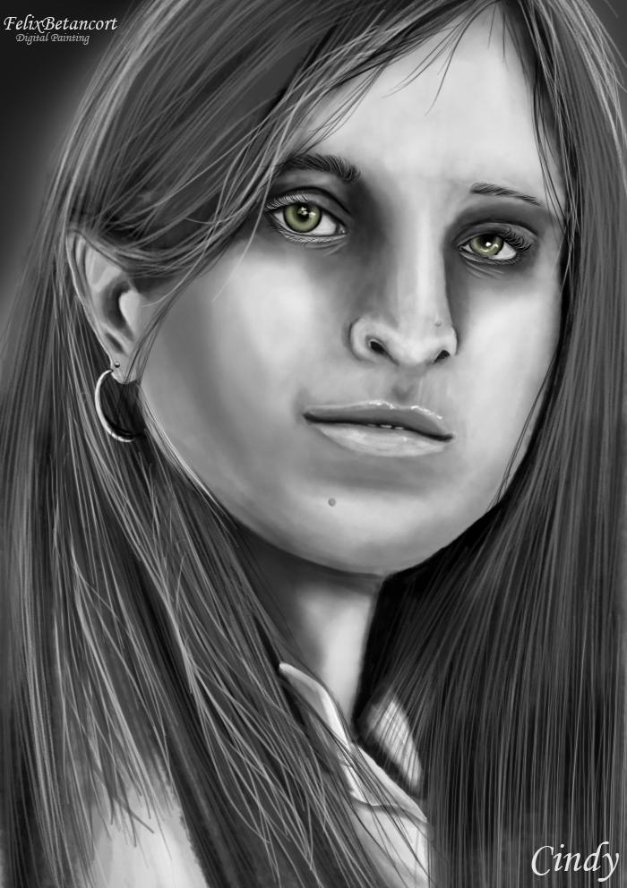 Cindy by FelixBetancort