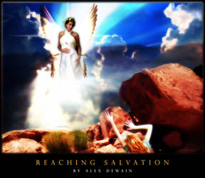 Reaching salvation by AlexDewain