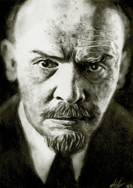 Vladimir Lenin by Adrian87
