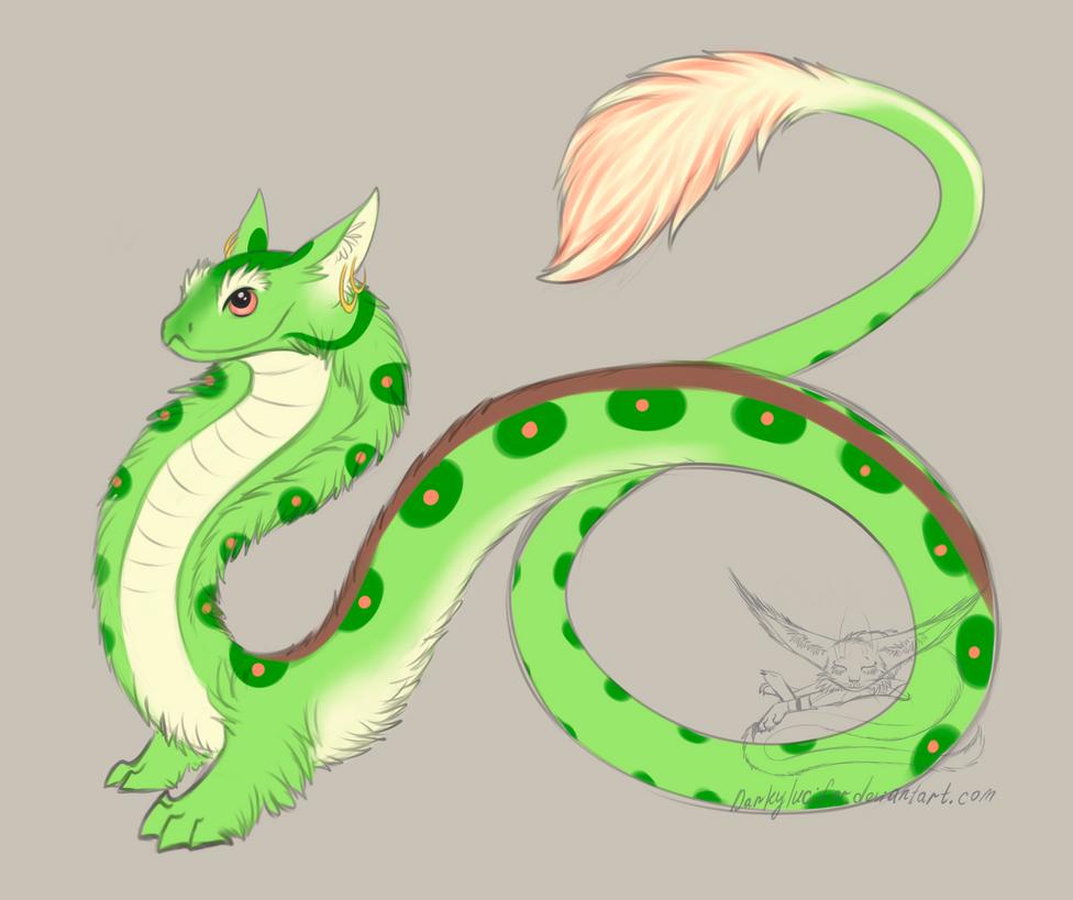 Anora Calderon Rank 6 Starbound Wiring Latch Custom Feijoa Fluffy Snake Design By Darkylucifer D813ils