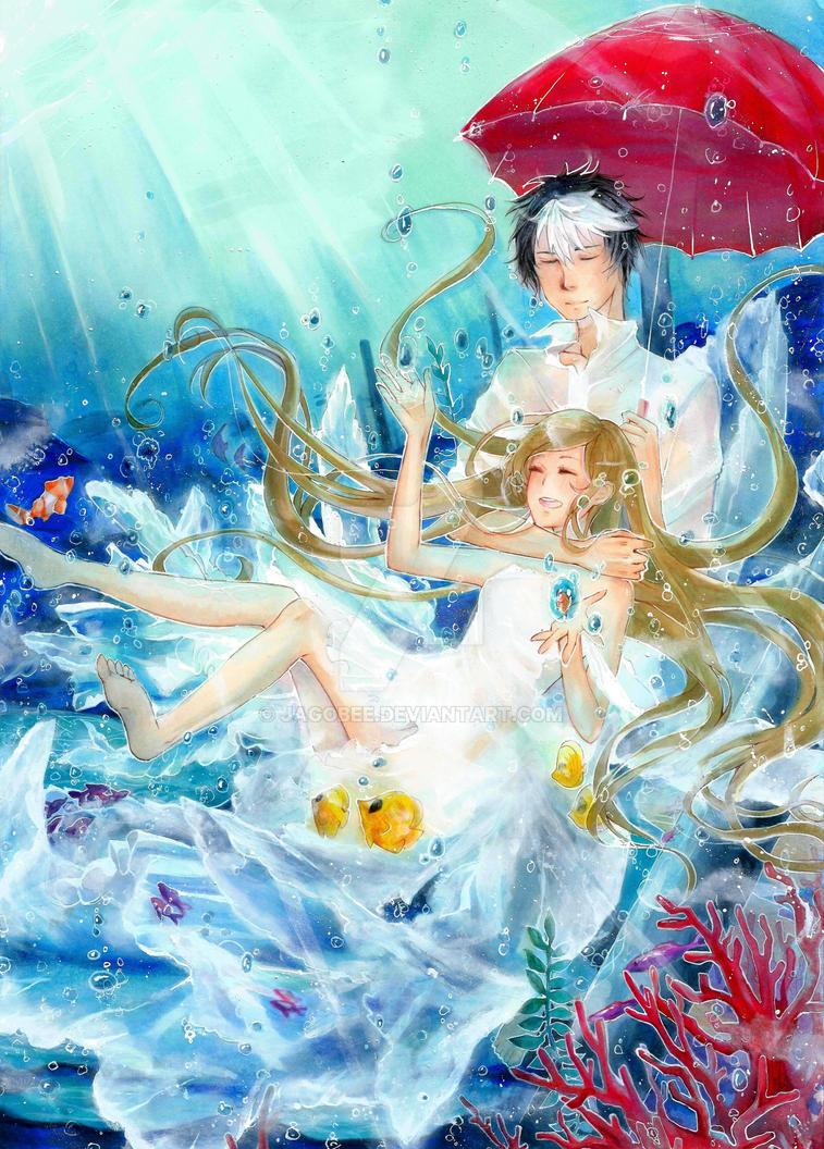 Underwater Love by Jagobee