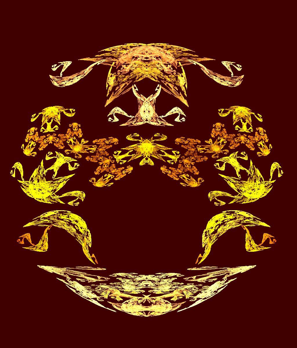 Abstract Orderism Fractal V by GStolyarovII