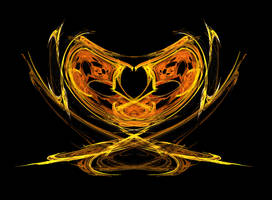 Abstract Orderism Fractal XIV by GStolyarovII