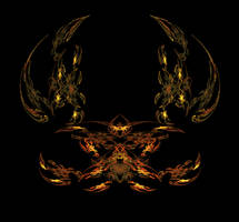 Abstract Orderism Fractal 18 by GStolyarovII